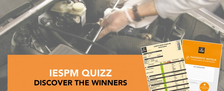 Quizz : who are the winners ?