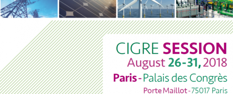 IESPM at CIGRE's Congress 2018