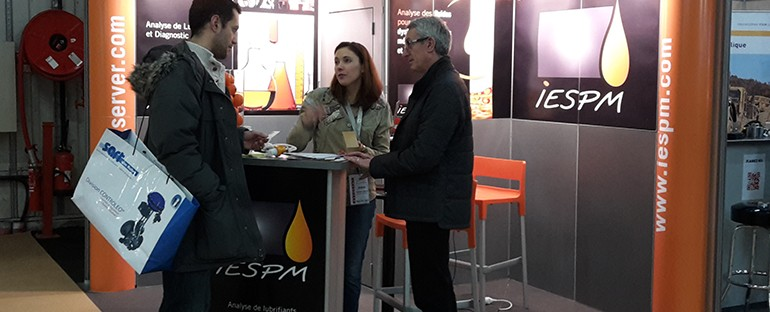 Merci de votre visite au salon sepem de rouen iespm for Salon sepem