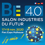 Salon Industries du futur BE 4.0
